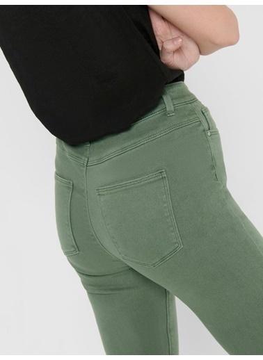 Only Jean Pantolon Yeşil